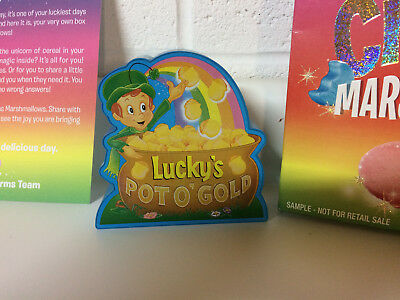 RARE General Mills Lucky Charms MARSHMALLOWS ONLY Collection