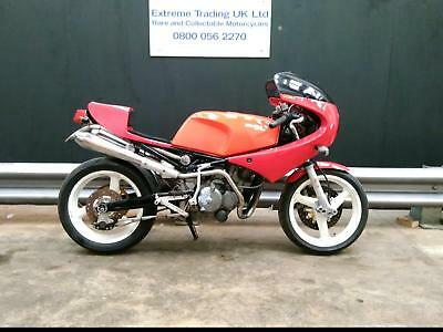 Gilera Saturno 350 TT 1990 The Ultimate Cafe Racer with low mileage