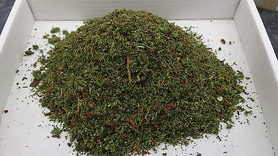 New OO/HO Wild Scrub Scatter 40g for Model Railway etc
