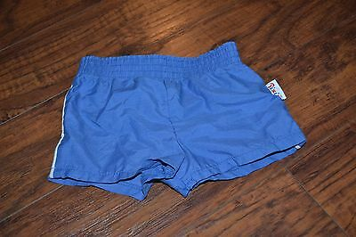 A10- Vintage Pixie Playmates Blue Short Size 2T