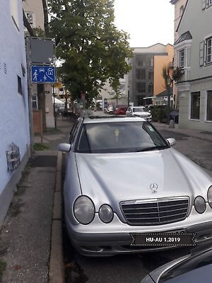 Mercedes Benz E220 cdi automatic