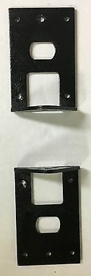 Seeburg 100 C Lower Animation Brackets