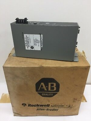 New Allen Bradley 1771-P7 120/220vAC Power Supply 300vA 966799-01 Rockwell