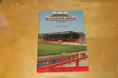Groundtastic - The Football Grounds Magazine - No 47 Winter 2006