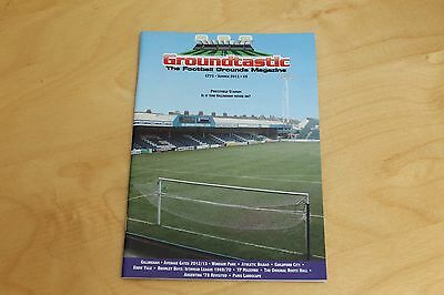 Groundtastic - The Football Grounds Magazine - No 73 Summer 2013