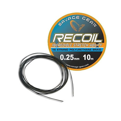 Savage Gear Recoil Braid 10m Pike Pearch