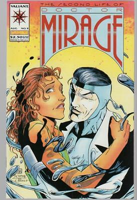 US Comics, The Second Life of Doctor MIRAGE # 9, 1994