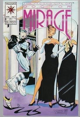 US Comics, The Second Life of Doctor MIRAGE # 6, 1994