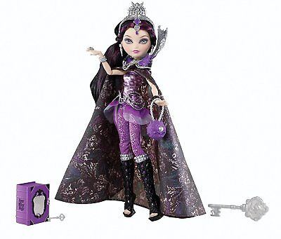 Ever After High Puppe Schicksalstag Raven Queen BCF 48