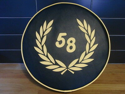 Any number/ Wreath  Scooter Wheel Cover