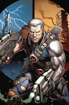 Marvel Cable #1 Poster