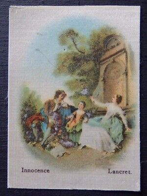 INNOCENECE by LANCRET Superior Quality Tobacco Silk issued in 1912