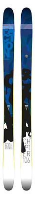 Faction 2017 Chapter 106 Skis 182cm - Brand New RRP $1049.00