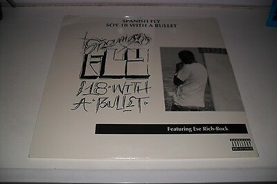 Spanish Fly-Soy  18 With A Bullet,1992,familia Recs(Kin88880),us Import,sealed!!
