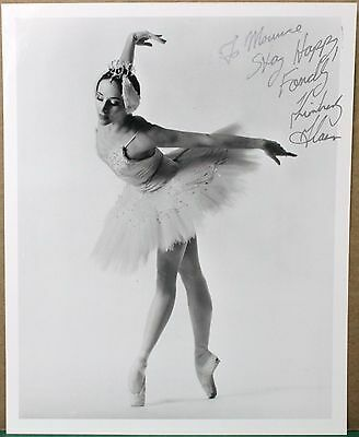 Authentic Autographed Photo - By Canadian National Ballet Dancer Kimberly Glasco