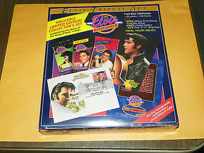 The Elvis Collection -Elvis Tribute Set- - All 5 Boxes-SEALED