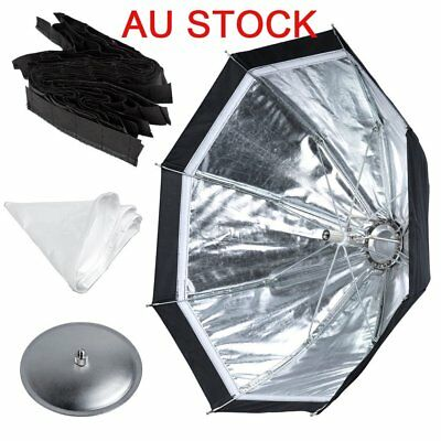 AU Godox AD-S7 18'' Grid Octagonal Folding Softbox for AD200 AD360II AD180 Flash