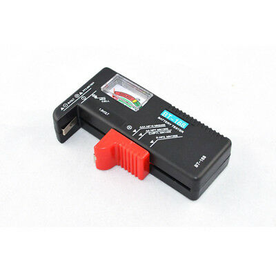 BT-168 Universal Battery Checker Tester for AA/AAA/C/D Button Battery Volt New