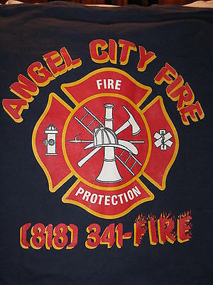 """Angel City Fire Department "" T-Shirt – Great Image (S)"