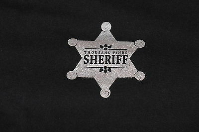 """Thousand Oaks Sheriff Department"" T-Shirt Law Enforcement(L)"