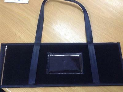 NEW License Number Plate  Holder with Loop FREE POSTAGE $19.95