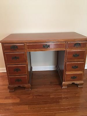 Maddox Reproductions Chippendale Desk