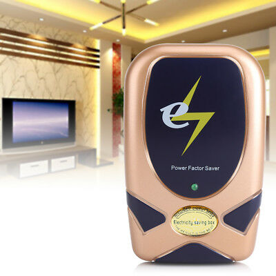 28KW Home Electricity Power Energy Factor Saver Tool Saving Up To 30% 90-250V