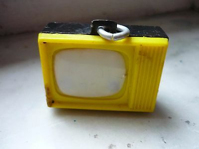 Mini Visionneuse Plastiskop Mini Tv Photos Pin Up Annees 70 Vintage