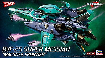 HASEGAWA Macross Frontier #65834 1/72 RVF-25 Super Messiah limited model kit