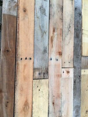 reclaimed pallet wood Cladding/flooring