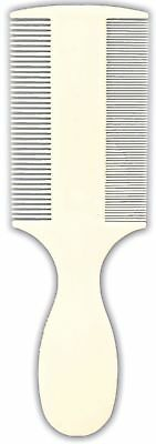 Trixie Double Sided Flea Nit Dust Comb With Handle Dog Cat Small Pets 2 Sizes