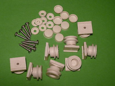 Shower Door Rollers, Wheels, Runners 8 x SR72