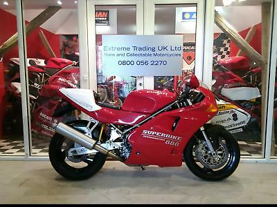 Ducati 888 Strada in stunning condition and low mileage