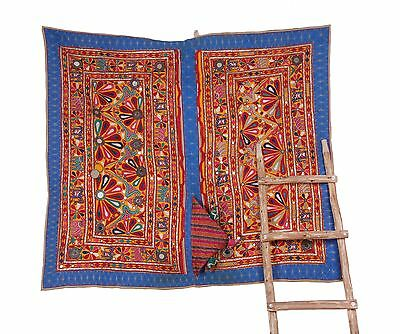 New 2016 Antique Vintage Banjara Tribal Embroidered Indian Sewing Craft