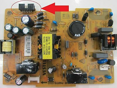 """Power Board 26""""-32"""" (SUITABLE FOR SEVERAL MAKES) 17IPS11 (23125811) TV PARTS"""