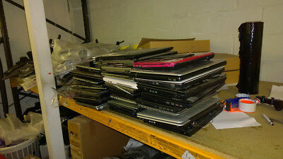 35 x Various Laptops For Spares or Repairs HP, Dell, Acer, Asus, Lenovo, Toshiba