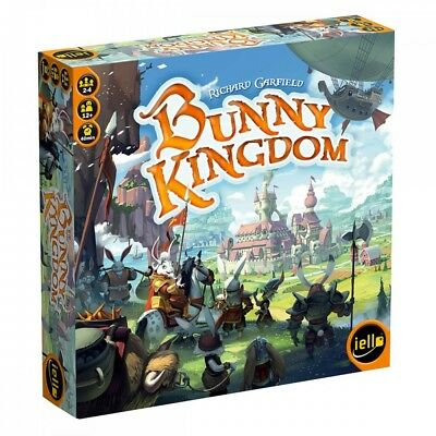 Bunny Kingdom - IELLO - NEUF
