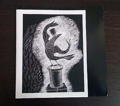 "PUMAJAW - Jacky Daw 7"" ltd.200 private release dark folk psych Loop"