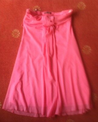 Women's Dress In Pink By West One In Size 10