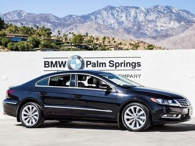 2013 Volkswagen CC 3.6L VR6 Executive