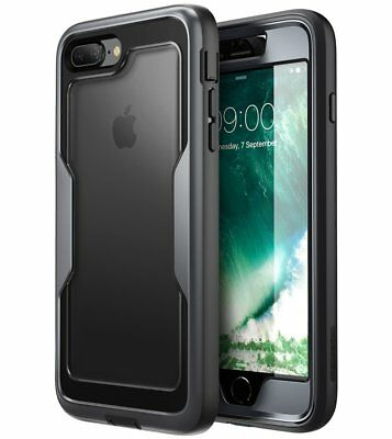 Apple iPhone 8 PLUS case, i-Blason Magma Full Body Cover With Screen Protector