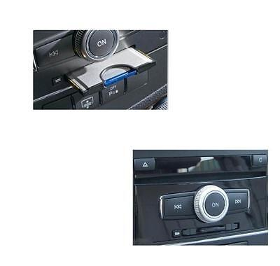 Mercedes-Benz PCMCIA TO SD ADAPTER Support SDHC New