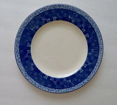 "Johnson Brothers ""Ice Blue"" pattern (Made in England) 1 Salad Plate 8 1/4"