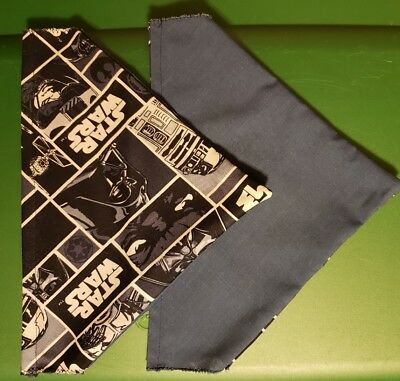 Star Wars Homemade Dog Scarf (Pick Size)