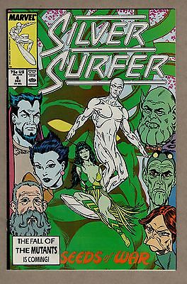 Silver Surfer #6 (Dec 1987, Marvel)