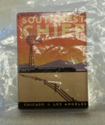 Amtrak Collector Edition Southwest Chief Pin