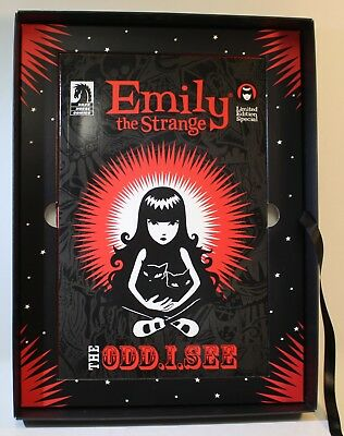 Emily The Strange ODD.I.SEE Talking Ouija Board Game, Complete, Very Nice!
