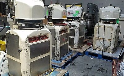 Erika 11/30A 36 Part - Fully Automatic - Dough Divider Rounder