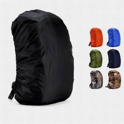 Gracious 35L Waterproof Cycling Bag Rucksack Backpack Rain Cover Protector