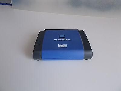 Cisco-Linksys PPSX1 EtherFast 10/100 1-Port PrintServer
